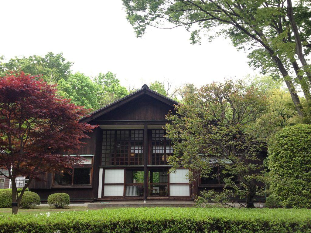 作品画像:前川國男邸