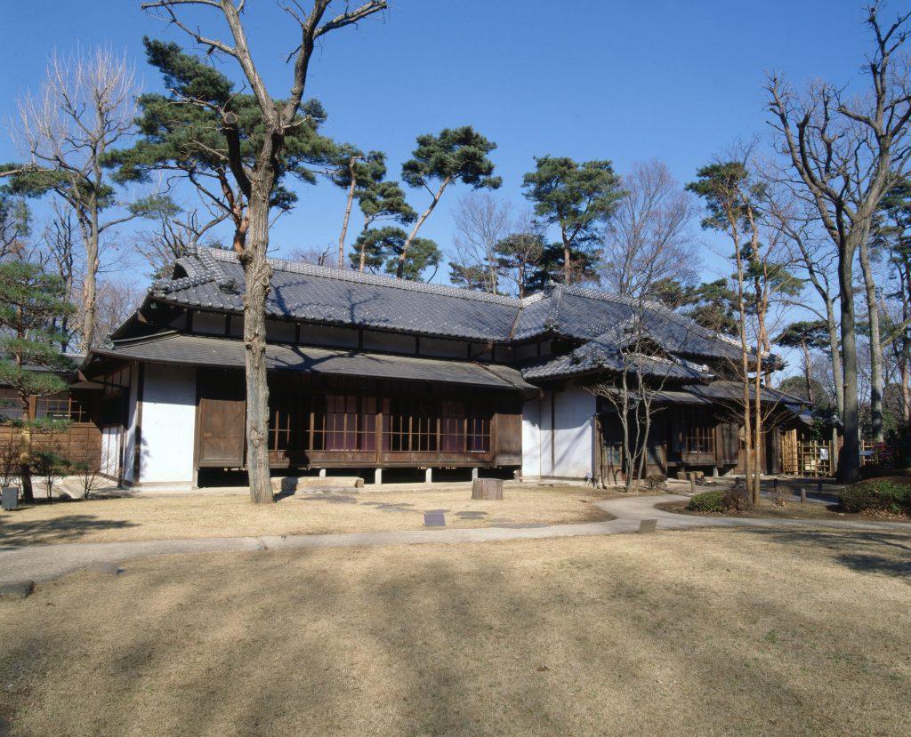 作品画像:西川家別邸
