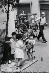作品画像:ケンカ 、 浅草
