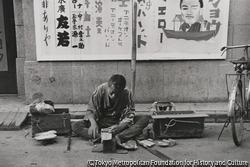 作品画像:東京 下駄の修繕屋さん