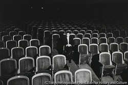 作品画像:東京浅草 国際劇場 男装の麗人ターキー リハーサルの夜