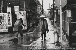 作品画像:金沢の雨