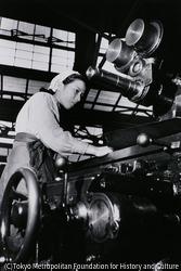 作品画像:愛知県トヨタ自動車工場