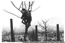 作品画像:釜山の大火