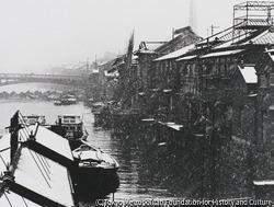 作品画像:雪の日