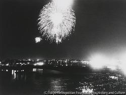 作品画像:両国の花火
