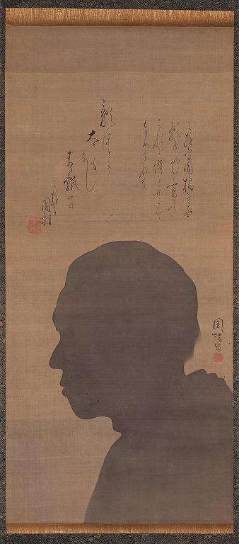 作品画像:三遊亭圓朝影絵