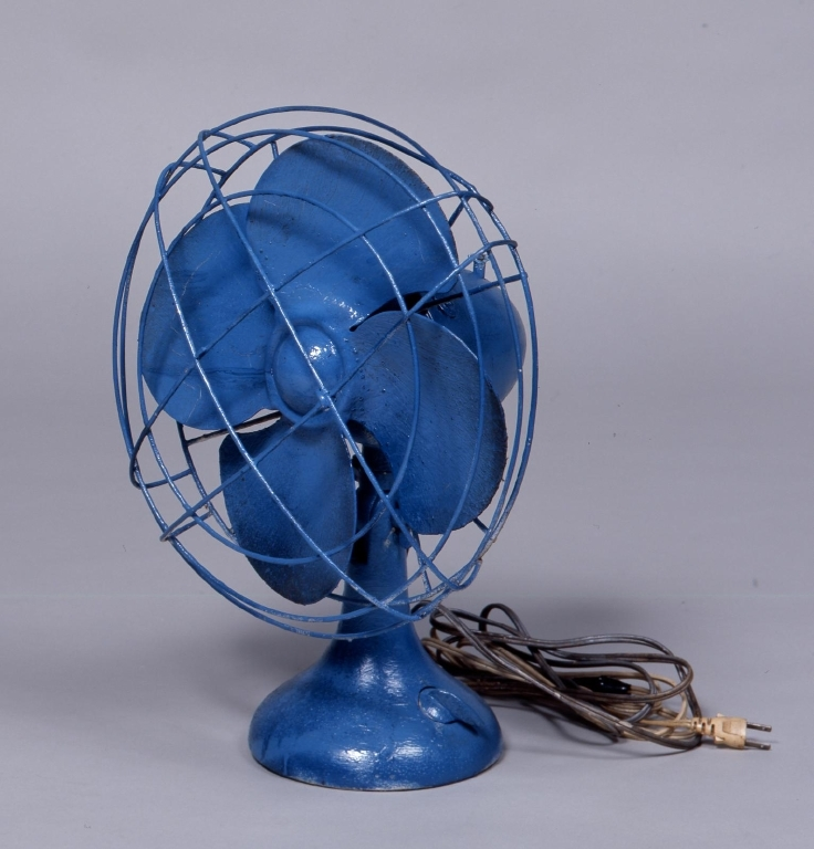 作品画像:扇風機
