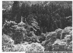 作品画像:塔のある風景