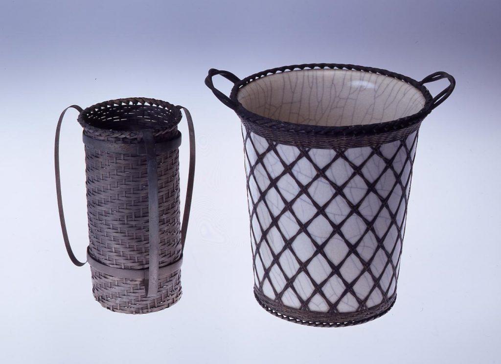 作品画像:陶器製ワインクーラー
