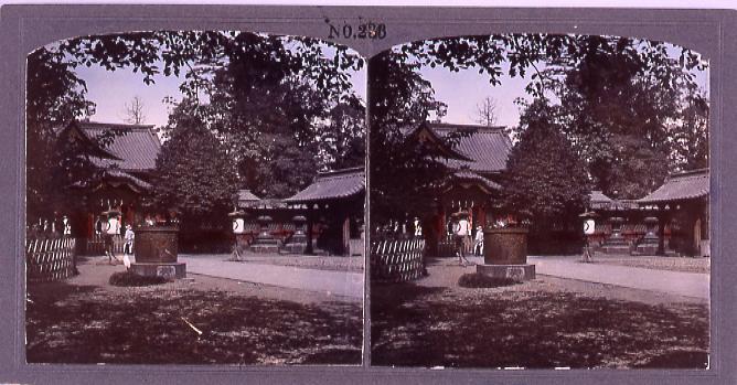 作品画像:上野東照宮(No.233)