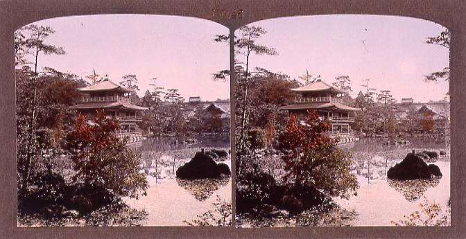 作品画像:金閣寺(No.46)
