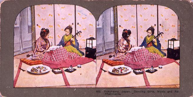作品画像:Yokohama,Japan.Dancing Girls,MusicAnd Refreshments.602