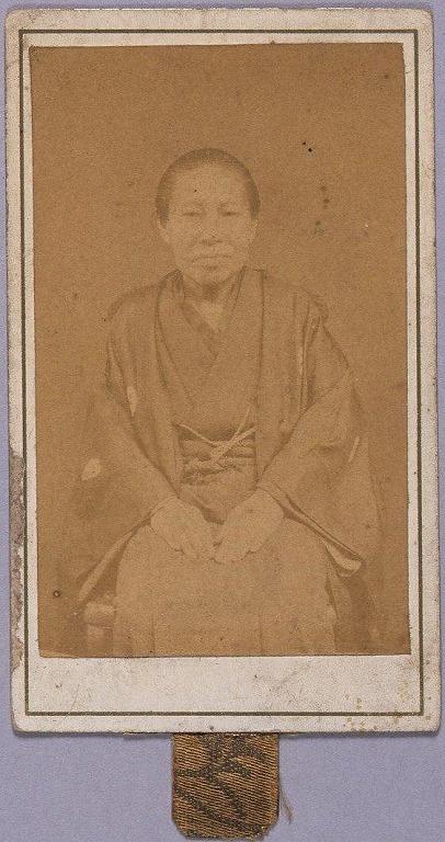 川村龍水肖像