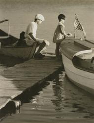 作品画像:野尻湖
