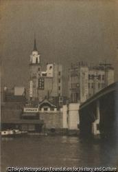 作品画像:ある日の隅田河