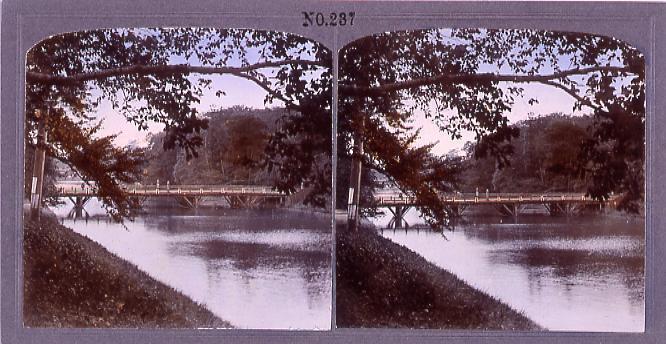 作品画像:赤坂弁慶橋(No.237)