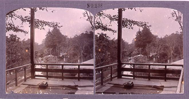 作品画像:角筈の十二社権現(No.238)