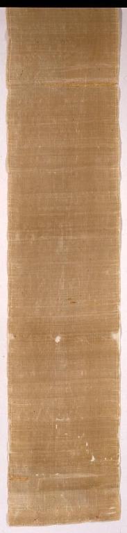 作品画像:絹地葵紋白旗