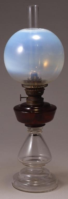 作品画像:卓上ランプ