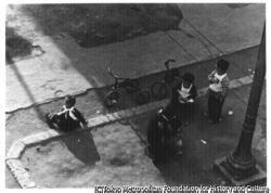 作品画像:三輪車
