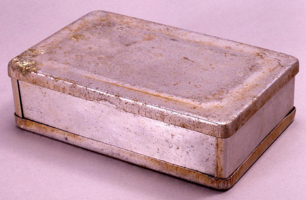 作品画像:折りたたみ式弁当箱
