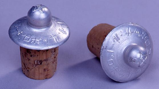 作品画像:サッポロビールコルク栓