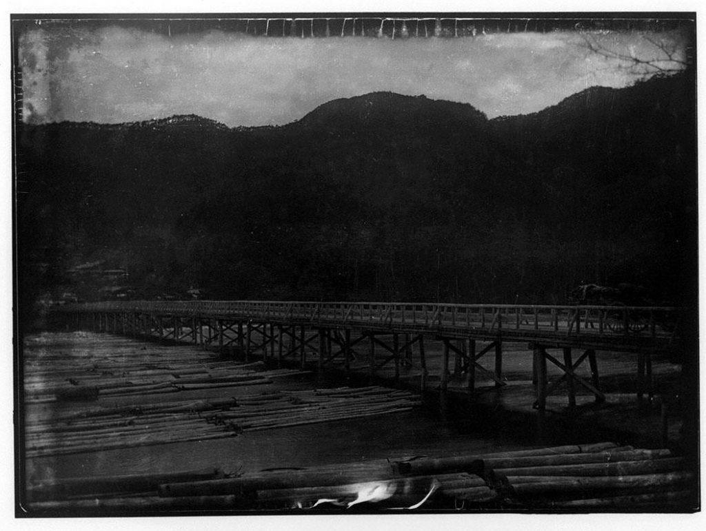 作品画像:渡月橋