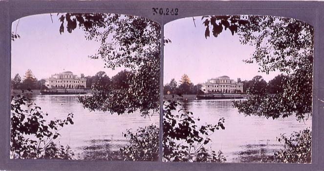 作品画像:ロシア総理大臣官邸(No.242)
