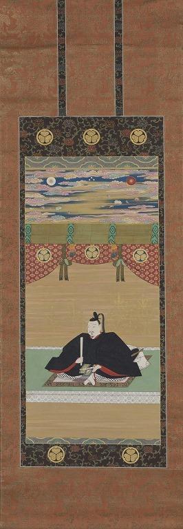 作品画像:徳川秀忠像