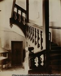 作品画像:階段、ボートレイイ通り7番地