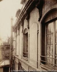 作品画像:ブラン・マントー通り25番地の古い家