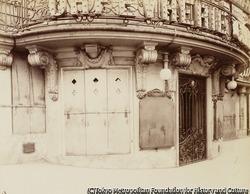 作品画像:アノーヴル館、イタリアン大通り33番地