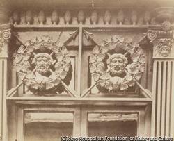 作品画像:シャルル5世通りの角のキャバレー