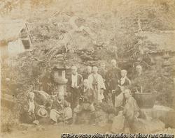 作品画像:日本の役人