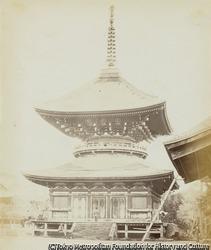 作品画像:鎌倉の塔