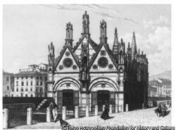 作品画像:イタリア、ピサのサンタ・マリア・デッラ・スピーナ教会