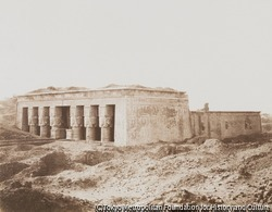 作品画像:デンデラの神殿