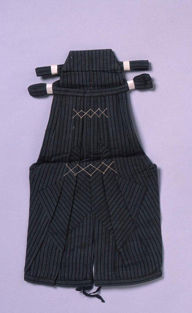 作品画像:裁縫雛形 男モッペ袴(手縫)