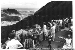 作品画像:ハワイ、オアフ島
