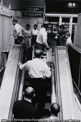 作品画像:ニューヨーク、セントラルステーション