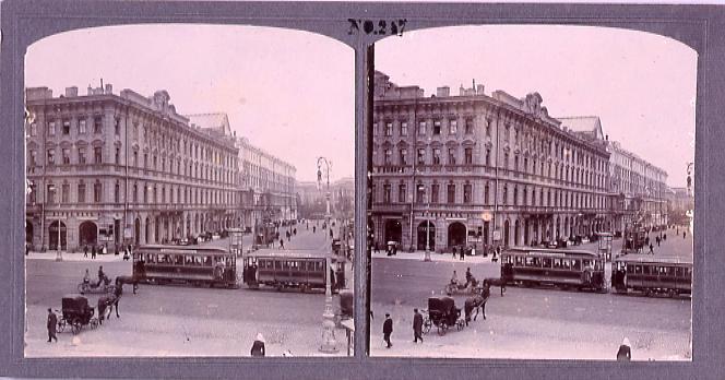 作品画像:ロシアのヨーロッパホテル(No.247)