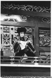 作品画像:実川延若・楼門の五右衛門