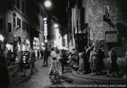 ローマ・夜の街