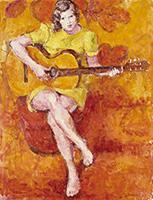 作品画像:ギター