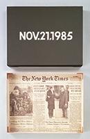 作品画像:NOV.21,1985 「今日」シリーズ(1966-2013)より