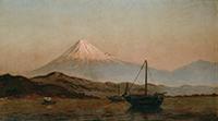 作品画像:清水の富士