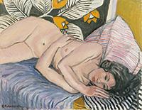 作品画像:裸婦