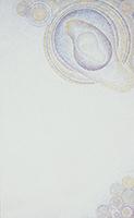 作品画像:人間波動粒子・誕生環