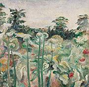 作品画像:葱の花